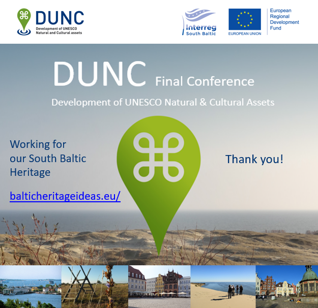 DUNC Final Conference